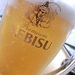 7階のナム - 生ビール