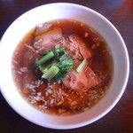 Taikoh - とろとろチャーシュー麺