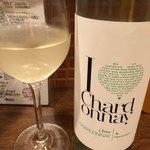 グッドミート・バル - 白ワイン   アイラブシャルドネ(オーストラリア)