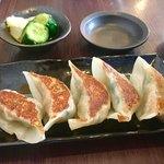 84474933 - 餃子定食 500円