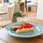 ビケット - イチゴのタルト☆
