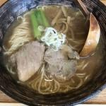 麺つるつる亭 - 料理写真: