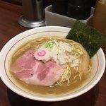 niboshichuukasobasuzuran - 煮干そば('18/04/20)