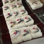 重乃井 - 重乃井(宮崎県宮崎市川原町)魚ずし