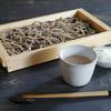 山形蕎麦茶寮 月の山 - 料理写真:くるみつゆ板蕎麦