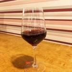クスクスとピザとワインのお店 セットグー - 赤ワイン