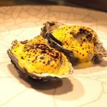 エノテカ エクウス - おとふせ牡蠣のチーズグラタン