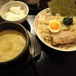 84489450 - カレーつけ麺