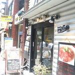 ラーメン SHIBA - お店