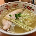 84490727 - 塩(細麺)