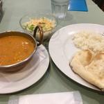 マハラジャ - 1カレーランチ(ミックス野菜)