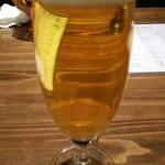 BAR BRIO - レーベンブロイで乾杯