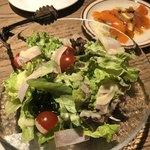 SALVATORE CUOMO & BAR - イタリアングリーンサラダ(680円)