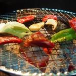 田 - 特選バラ・焼き野菜
