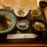 サンドリア - 料理写真:漁師丼 1250円