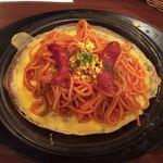 スパゲッティハウス シェフ - イタリアン(ウインナー&野菜) ¥700-
