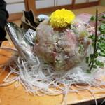 花ふじ - アジタタキ