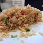江戸前煮干中華そば きみはん - チャーハン(700円)