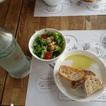 カフェ ジャルディーノ ピッツァリア -