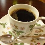 カフェ アマティ - ブレンド珈琲