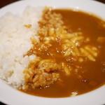 CoCo壱番屋 - 料理写真:チーズカレー¥680