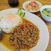 クルア チャオプラヤー - 料理写真:ガパオガイ