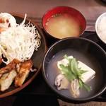 84498448 - 広島産牡蠣づくしランチ