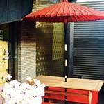 焼鳥酒場 本田商店 - お茶屋さんのようなテラス席