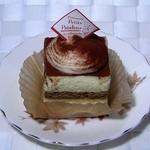 プティ・パトラン洋菓子店 - ティラミス