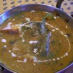RAJU - インドの手作りチーズとナスのカレー