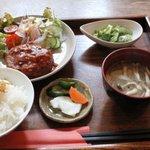 TEN.TEN.CAFE - 限定15食 日替わりランチ 750円