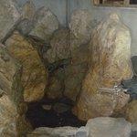日吉山荘 - 岩風呂