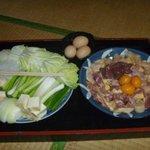 日吉山荘 - もちろん卵も♪