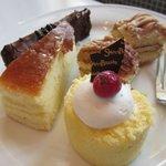 スイーツパラダイス - ケーキたち1