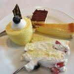 スイーツパラダイス - ケーキたち2