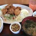 満天食堂 - 油淋鶏