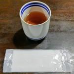 84502286 - お茶                       ペーパーナプキン