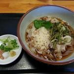 吉秀庵   - 料理写真:ころきしめん 650円