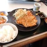 TOMO - 料理写真:ローストンカツ定食