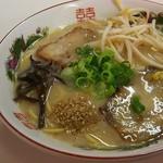 金龍ラーメン - 料理写真:トンコツラーメン ¥600