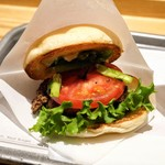 the 3rd Burger - ■the 3rd Burger 594円