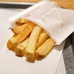 the 3rd Burger - ■ポテト(S)