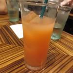 イルリトローボ - グレープフルーツジュース