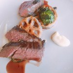 atri - 牛肉2種盛り