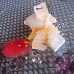 atri - マスカルポーネチーズムース