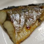 清乃家 - 料理写真:塩サバ旨い!