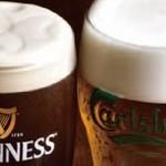 Irish Pub ブライアンブルー - ドリンク写真: