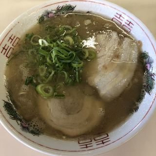 須恵三洋軒 - 料理写真:ラーメン580円