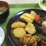 糸島食堂 バイキング&カフェ ほもり -