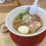 麺処 たかね - 料理写真:味玉塩清湯麺